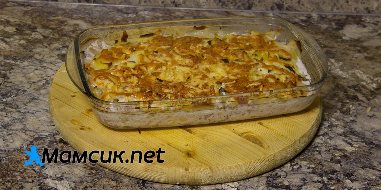 Гратен из картофеля классический рецепт с фото пошагово, как 78